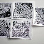Tutorial Zentangle