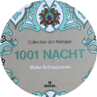 10001 Nacht Collection Art Therapie