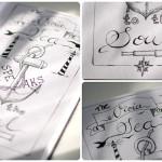 Fernweh Hand Lettering