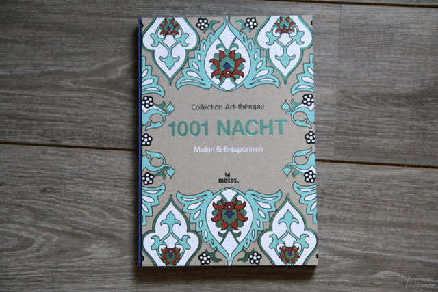 Collection Art Therapie: 1001 Nacht