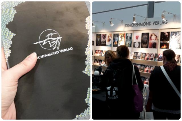 Der Drachenmond Verlag. Ein kleines, feines Programm und eine herzliche Verlegerin.