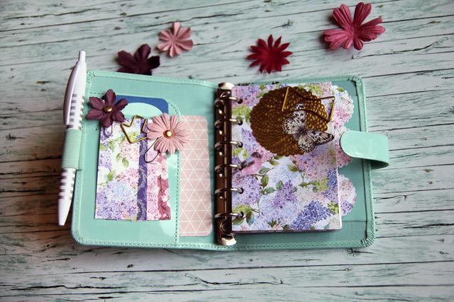 Pocket Planner Frühlingssetup