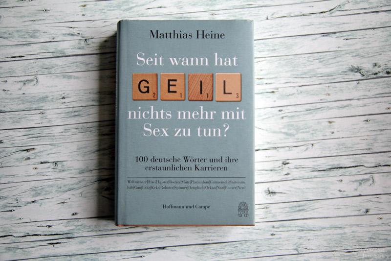Seit wann hat geil nichts mehr mit Sex zu tun?