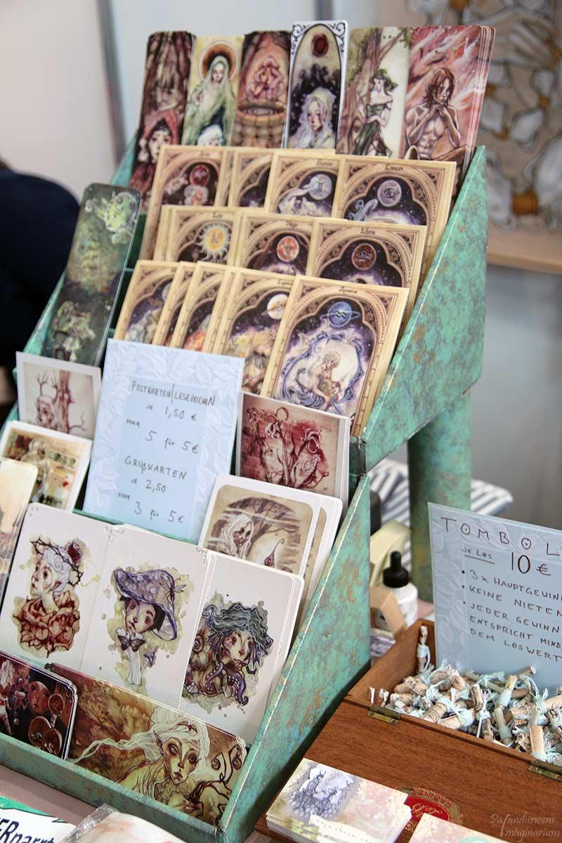 Ein Teil von Anjas stand auf der Leipziger Buchmesse 2016.