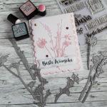 Wildblumen-Karte